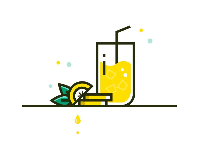 Lemonade beverage ice tea lemon ice drink lemonade