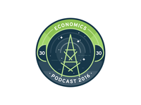 Economics Podcast Badge