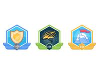 Paxira - Achievement Badges pt.2