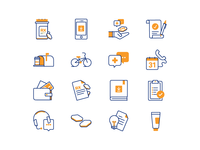 Prescription Icons