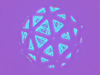 Prisma Geo Sphere Bubblegum Hybrid
