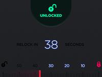 Lock UI2