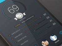 Dashboard Design 01