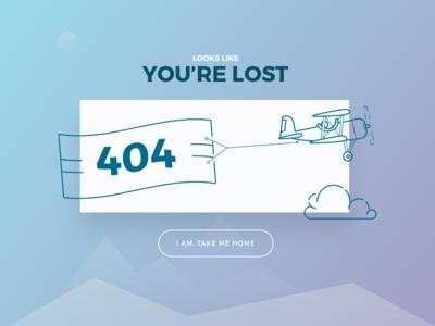 404 Missing Link