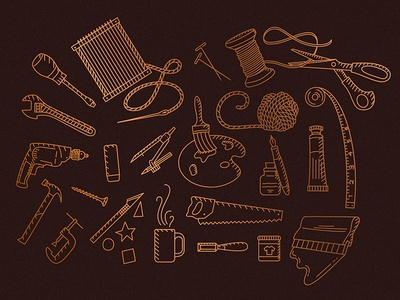 Makers Icons