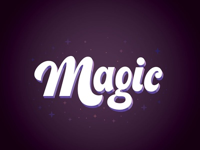 Magic - Wish I had this super power