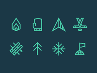 Northern-y Icons