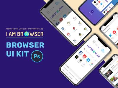 Browser App Concept