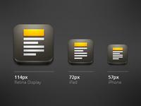 Koding.com icon sizes