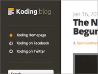 Koding Blog