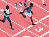 The Race To Digital Authority