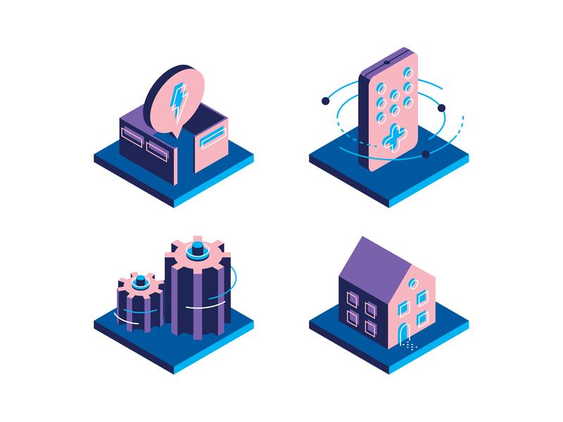 Fast Company Icons