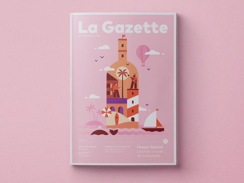Rosé, Wine of Summer
