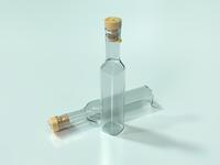 Realistic Bottle