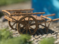 Realistic Carriage