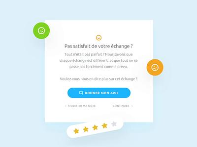 Barterlink - UI Elements webdesign case study ui