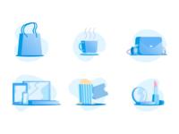[WIP] Icon Set