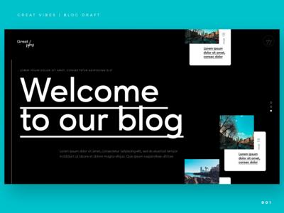 great vibes | blog draft