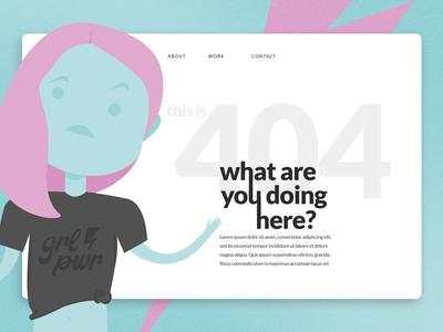 404 u what?