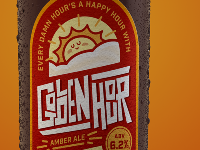 Golden Hour Amber Ale