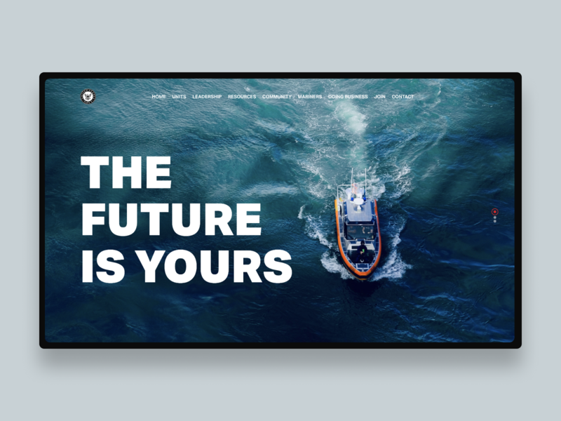 Navy uxdesign concept ux web art direction typography webdesign ui uidesign design
