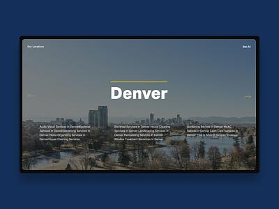 Zaarly redesign web uxdesign concept ui ux webdesign art direction typography uidesign design