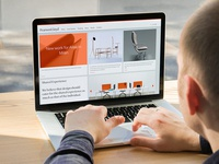 PearsonLloyd Industrial Design Website Development