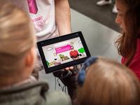 iPad Webapp for Telekom