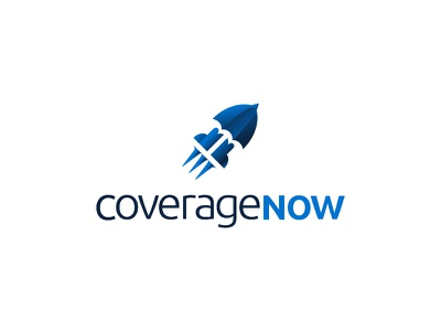 Coverage Now fast rocket cover umbrella security secure insurtech insurance