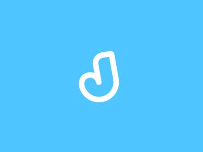 JOMO App Branding outline logomark typography type j branding brand logo app mobile