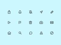 JOMO Icon Set 1
