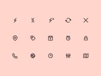 JOMO Icon Set 2