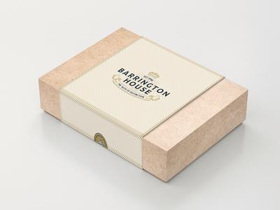 Barrington House –Cigar Box