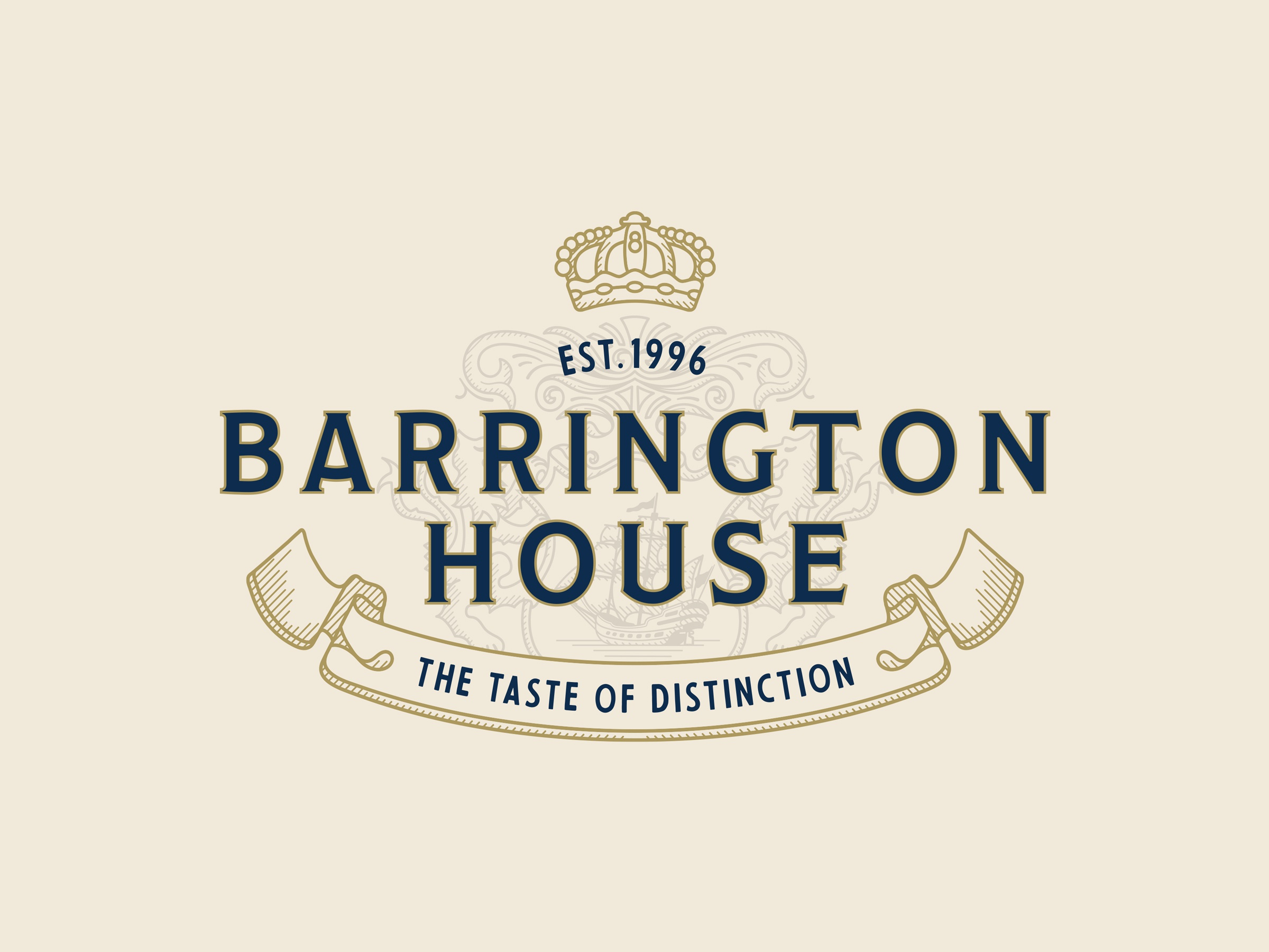 Barrington house primarylogo dribbble