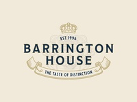 Barrington House – Primary Logo