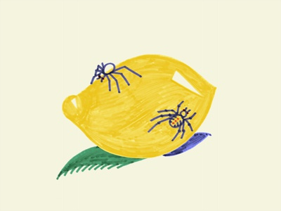 Meditations : A Lemon 1969 kafka froots 1969 black widows lemons meditations
