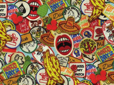 Prints : The Badges