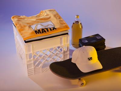 Commercial Arts : Matix 20YRS