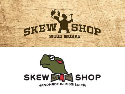 Skew Shop Logo
