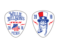 Willie 4th of July Picnic pick