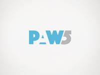 Paw5 Alt Logo