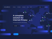 VPNs — landing page