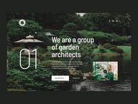 Garden Architect — website