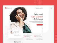 Call Centre  — Website
