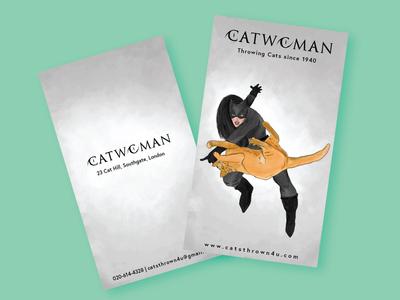 Weekly Warmup | Catwoman