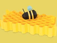 Scene 1 bee