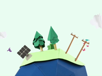 BC Hydro Power Smart for Schools - Earth Day