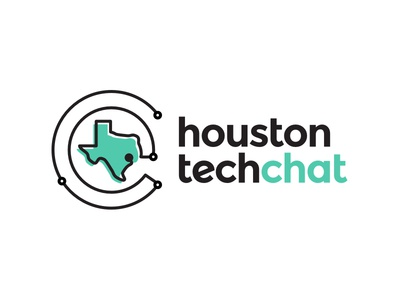 Logo concept for Houston Tech Chat