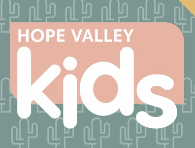 Hope Valley Kids Branding