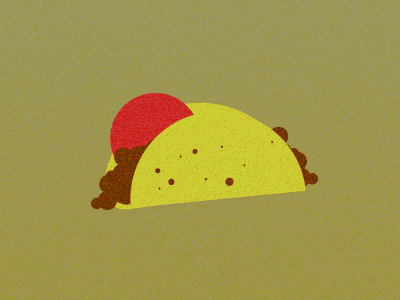 Low-Resolution Tacos are the Best Tacos food